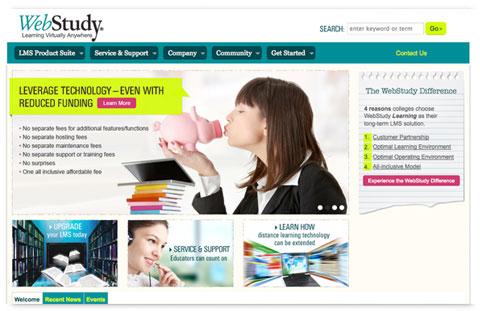 Web Study: web design by Brian Lis