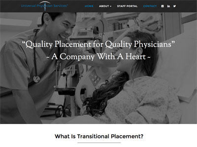 Universal Physician Services